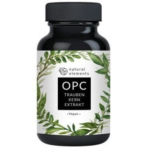 Natural Elements OPC Traubenkernextrakt