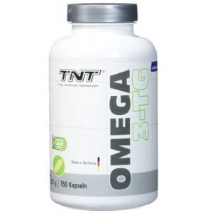 TNT True Nutrition Technology Omega 3 Kapseln