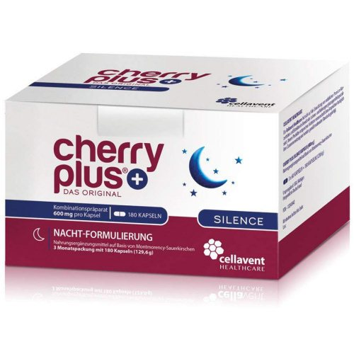 Cherry PLUS Silence Melatonin