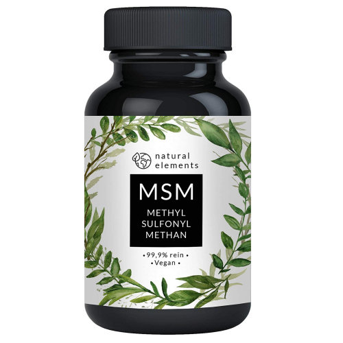 Natural Elements MSM Kapseln